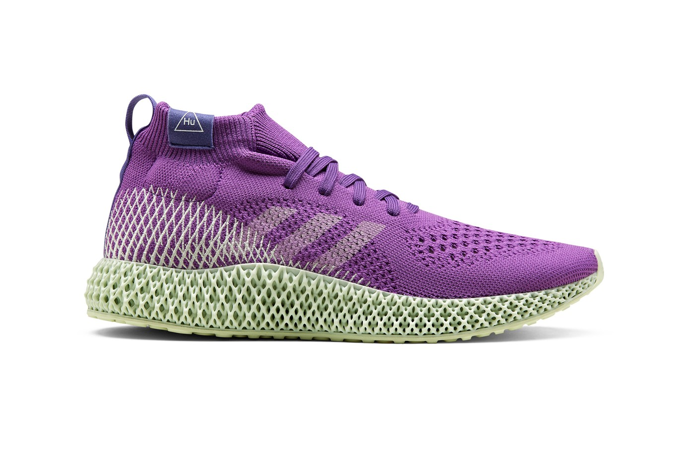 adidas Originals 正式发布 Pharrell Williams 4D Runner