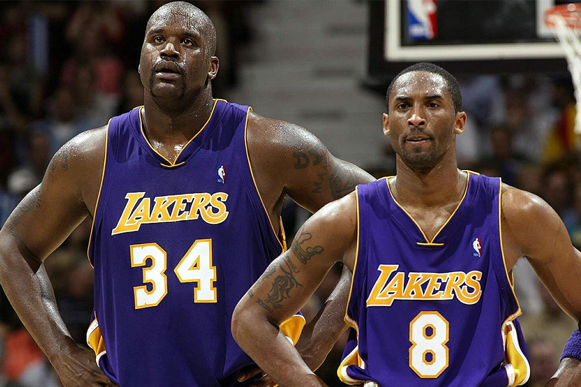 Shaquille O'Neal 宣称联手 Kobe 将击败 LeBron James、Anthony Davis 组合